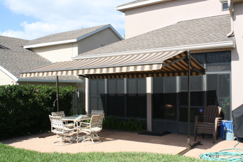 Freestanding Awnings Orlando Fl Daytona Beach Space Coast
