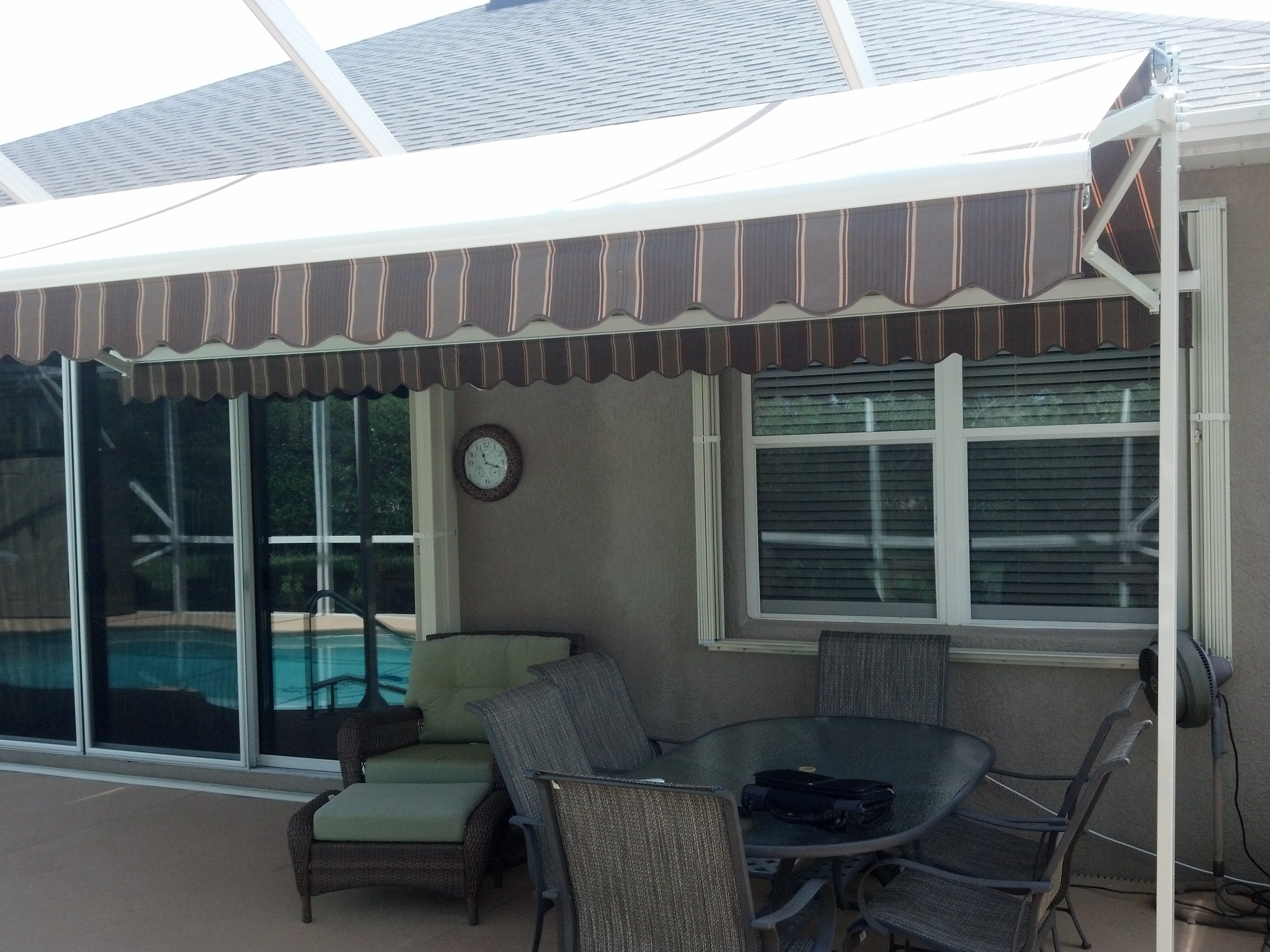 freestanding patio outdoor for home tested cover awnings at shop awning trade living ironsand x pergolas